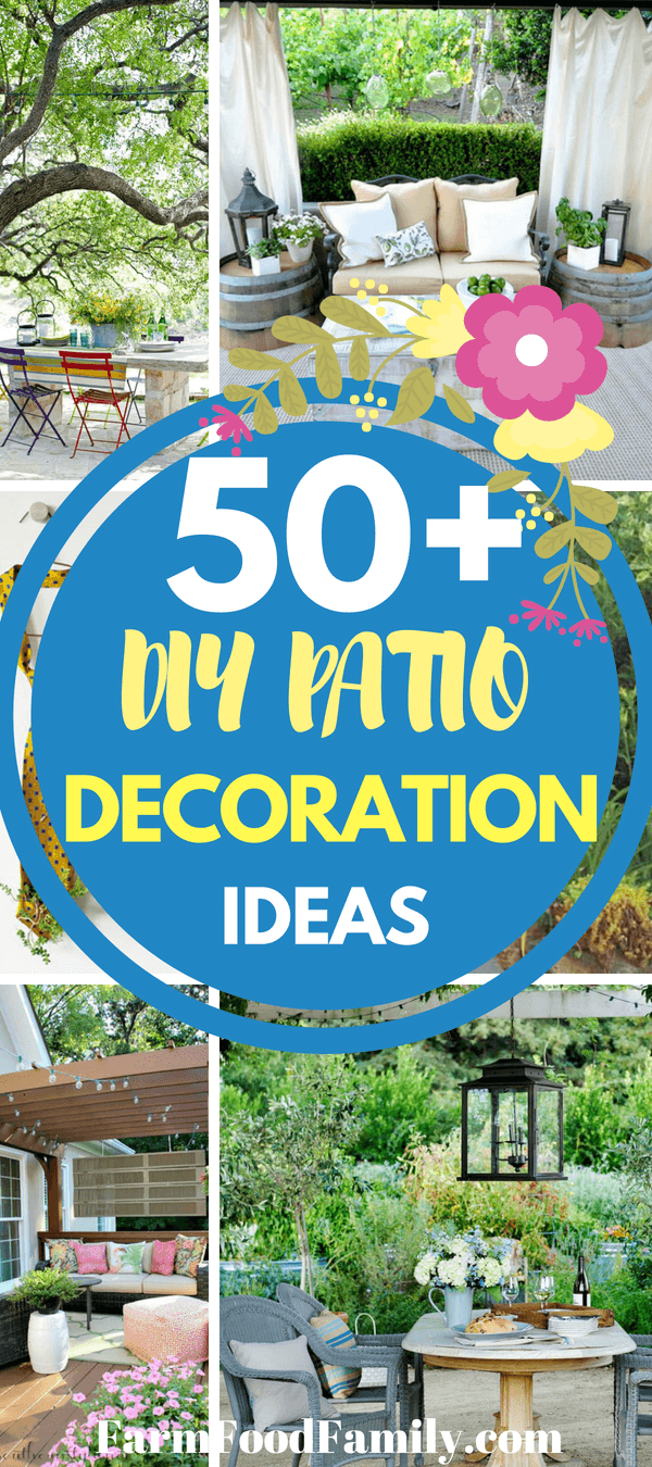 Transform your porch, patio, backyard, and other outdoor spaces with smart stylish decorating ideas.