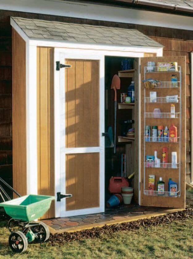 Build A Small Shed
