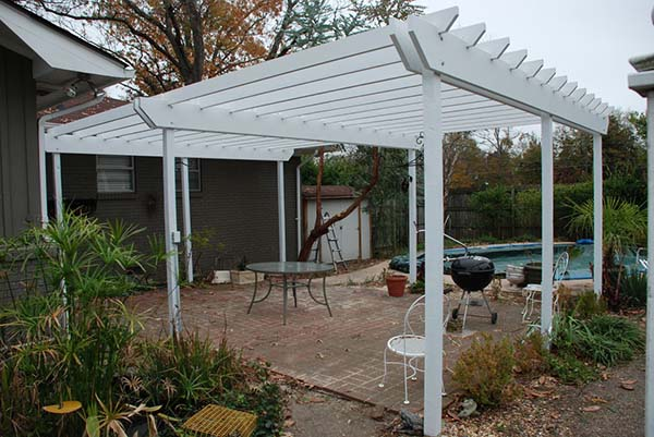 DIY Pergola Ideas: The Garden Arbor