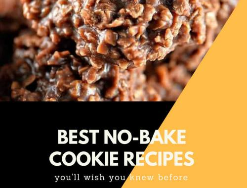 15 Best No Bake Cookie Recipes