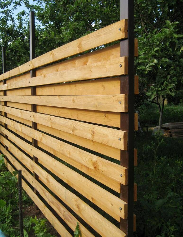 29+ Cheap and Easy DIY Fence Ideas For Your Backyard, or ... on Decorations For Privacy Fence id=80628