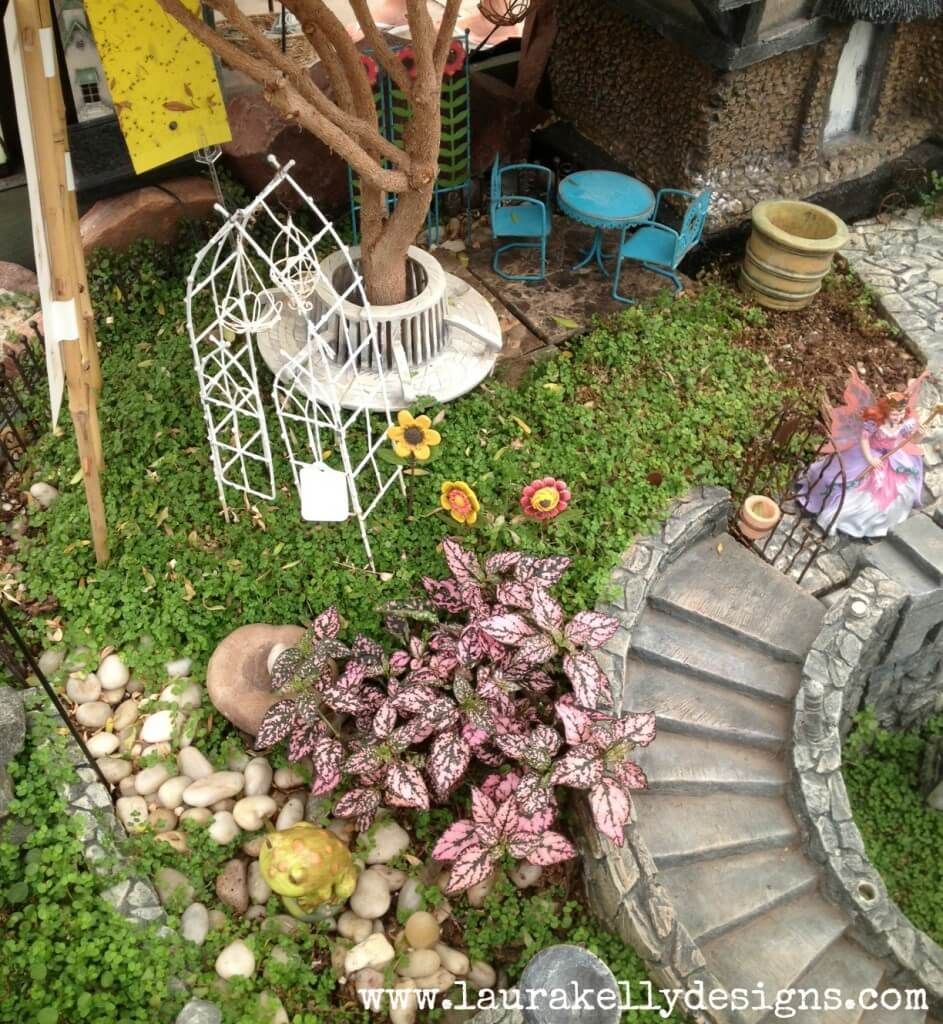 Storybook-Style DIY Fairy Garden Accessories | fairy garden accessories | miniture fairy garden ideas inspiration | homemade fairy garden decorations