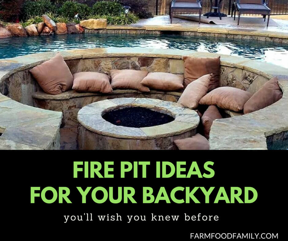 31+ Cheap DIY Firepit Area Ideas For Outdoor (Stone, Metal ... - photo#17
