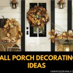 25+ Stylish Porch Decorating Ideas To Spice Up Your Porch For Fall