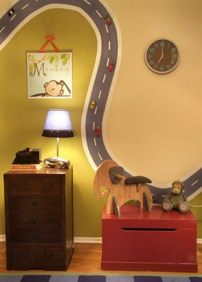 Mini cars custom crafted with magnets | DIY Race Car Tracks for Kids - FarmFoodFamily