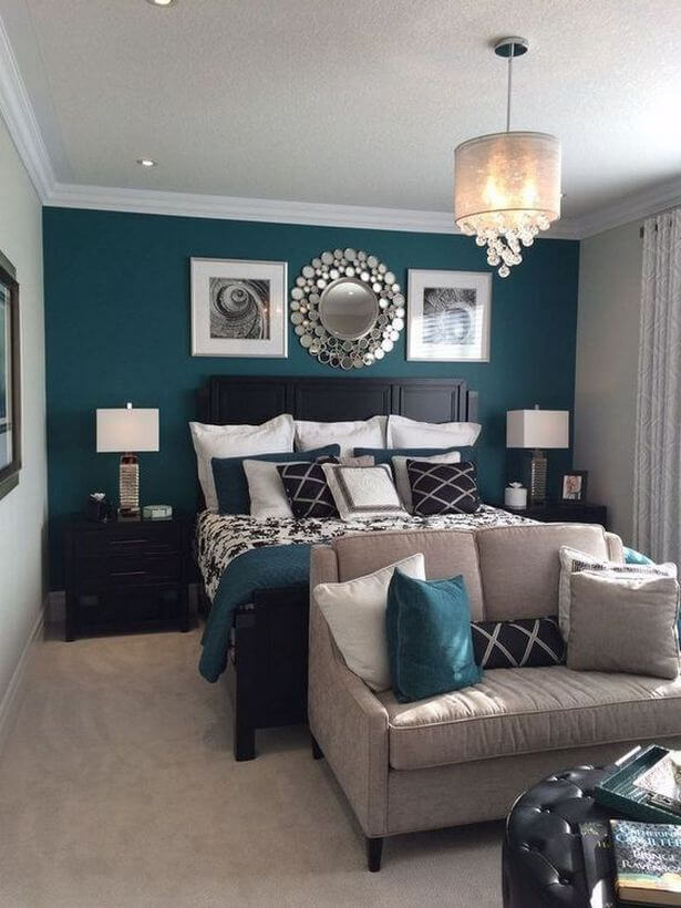 Small Master Bedroom For Couples