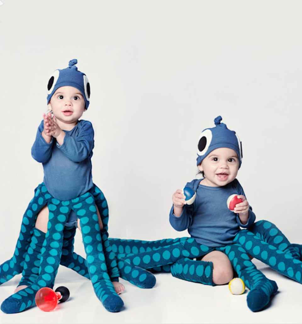 Octopus Costumes | Animal Halloween Costumes for Kids, Adults - FarmFoodFamily.com