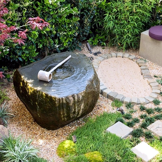 Zen Garden Fountain | Zen Garden Designs & Ideas