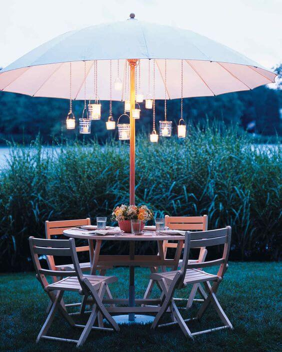 Creative DIY Garden Lantern Ideas - FarmFoodFamily.com
