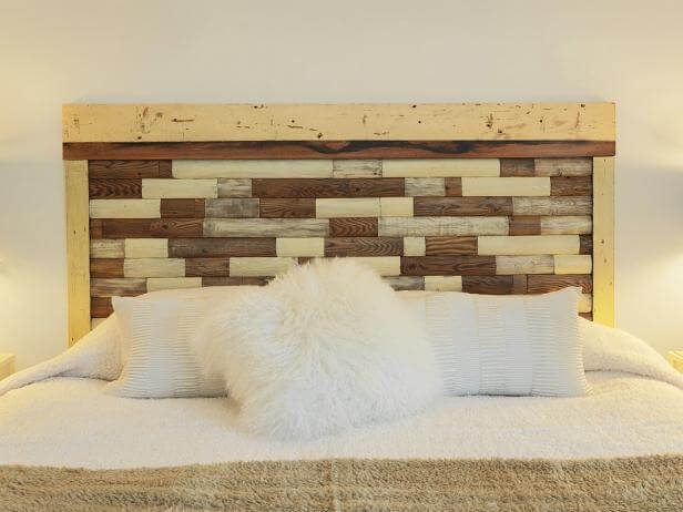 Old Picket Fence To Headboard | DIY Headboard Decoration Ideas for Bedroom