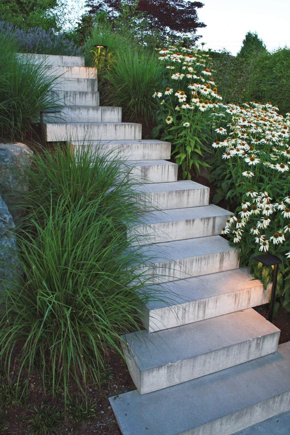 Ambelside | Botanica Design | Creative Garden Step & Stair Ideas | FarmFoodFamily