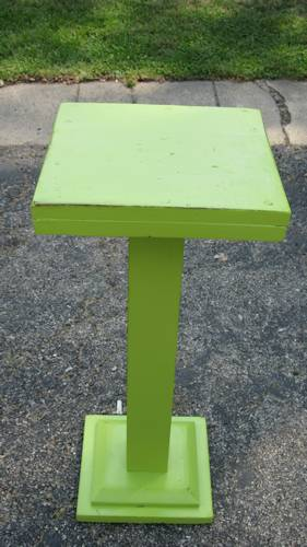 Recycled Furniture A Couple of Tables