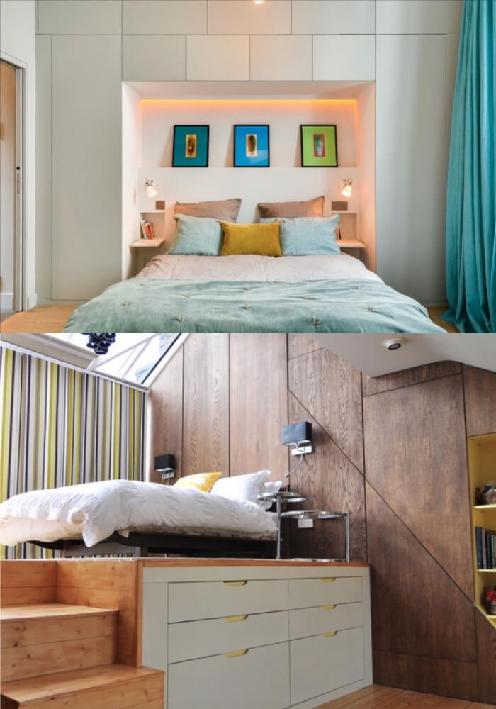 Storage | Decorating Teen Bedrooms: Transforming a Child's Room with Teenage Décor - FarmFoodFamily.com