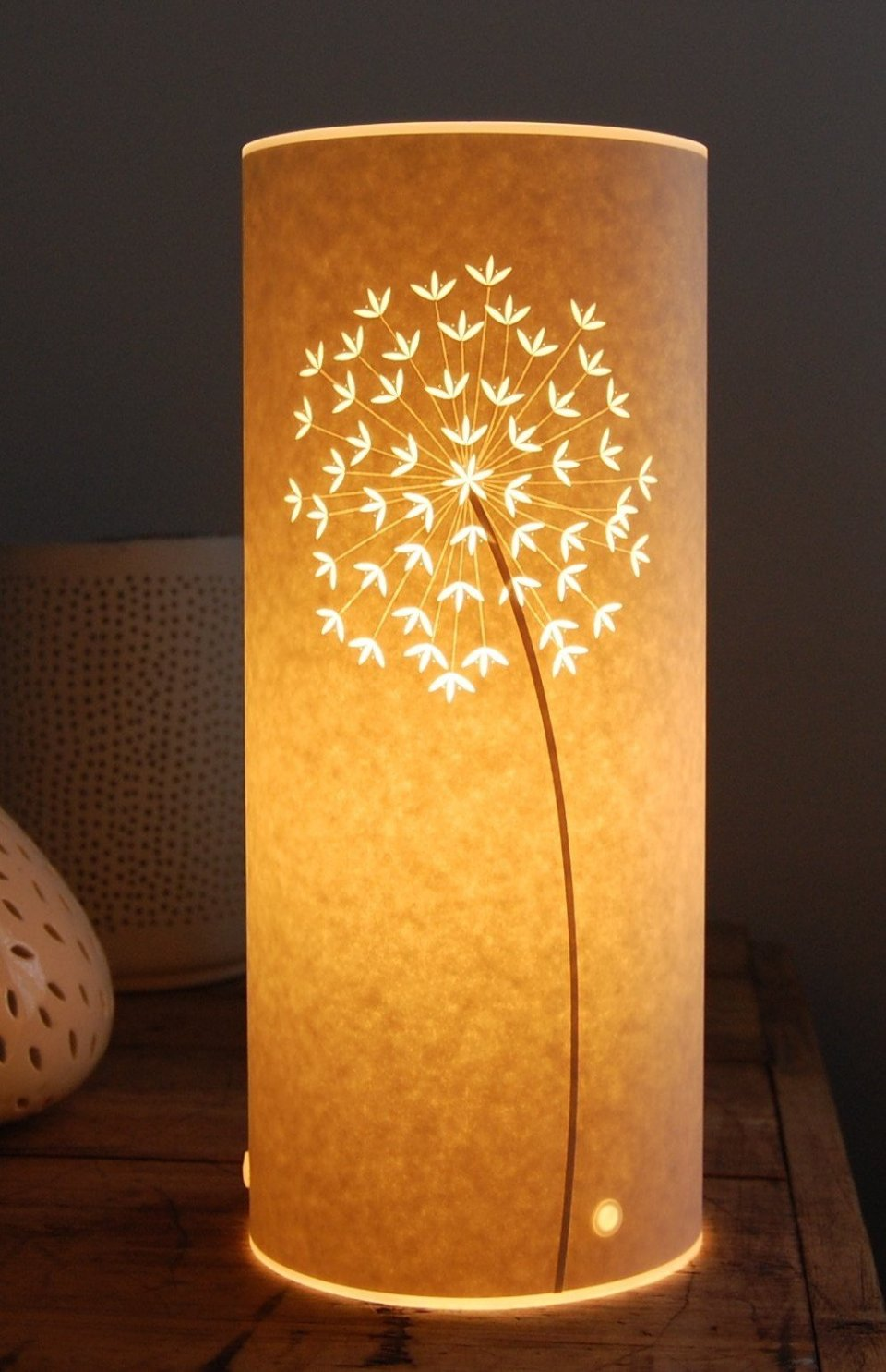 Lamp Shade Chandelier | Homemade Decorative Lamp Shade Ideas | FarmFoodFamily