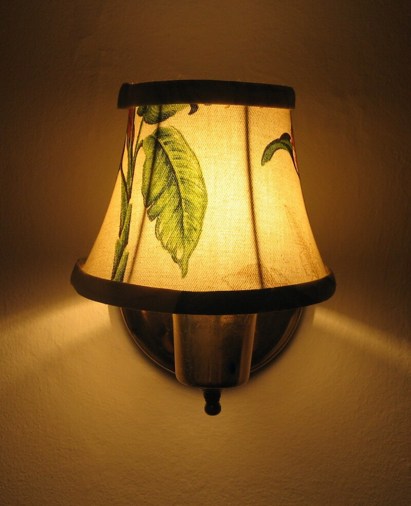 Homemade Decorative Lamp Shade Ideas