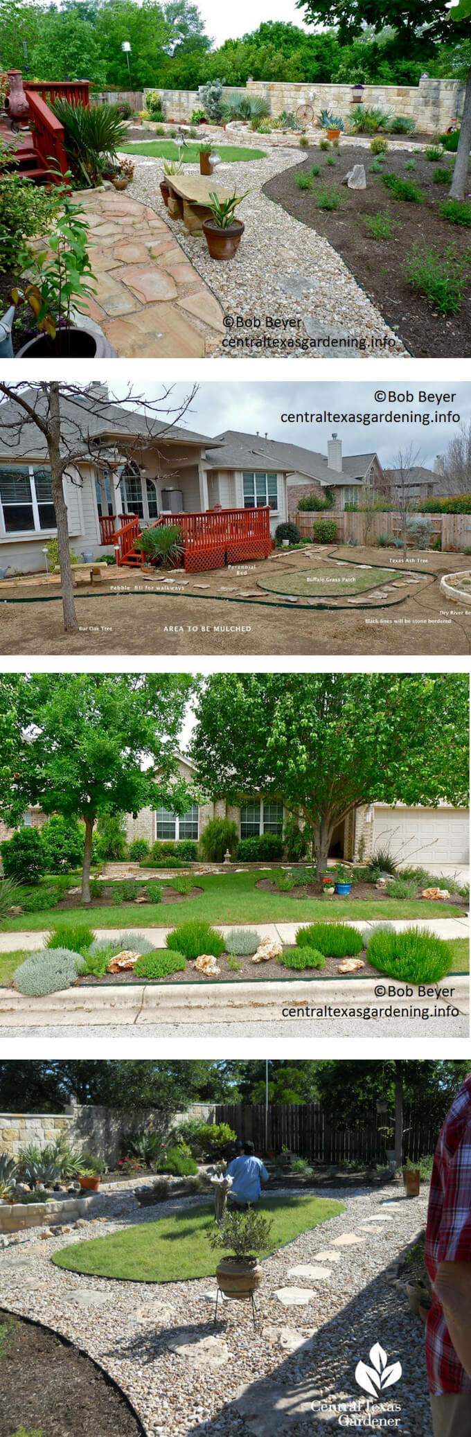 44+ Best Landscaping Design Ideas Without Grass - No Grass ... on Backyard Ideas Without Grass  id=20050