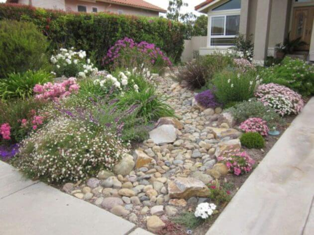 44+ Best Landscaping Design Ideas Without Grass - No Grass ... on Backyard Ideas Without Grass  id=79288