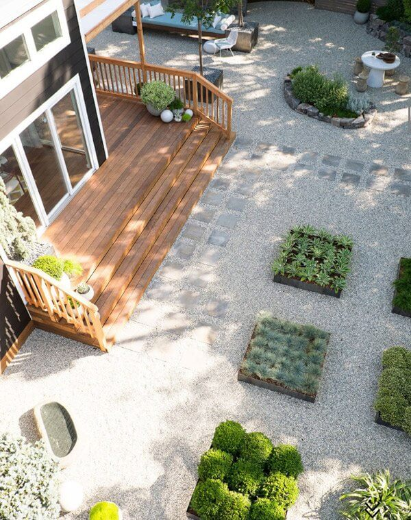 44+ Best Landscaping Design Ideas Without Grass - No Grass ... on Backyard Ideas Without Grass  id=55907