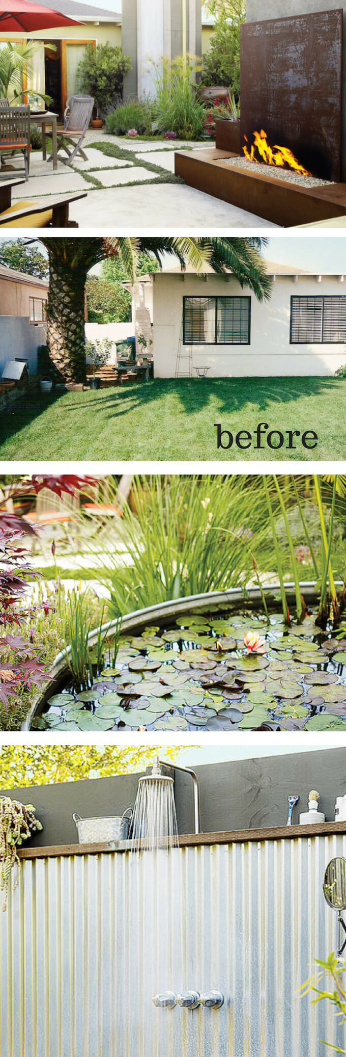 44+ Best Landscaping Design Ideas Without Grass - No Grass ... on Backyard Ideas Without Grass  id=24910