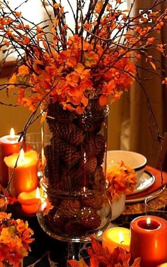 Decorating for Fall | Best Thanksgiving Centerpieces
