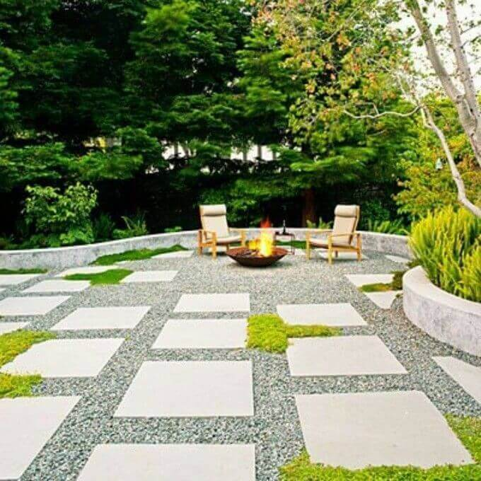 44+ Best Landscaping Design Ideas Without Grass 2020
