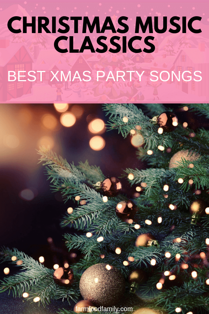 christmas music classics best xmas party songs where to find holiday music - Christmas Music Classics