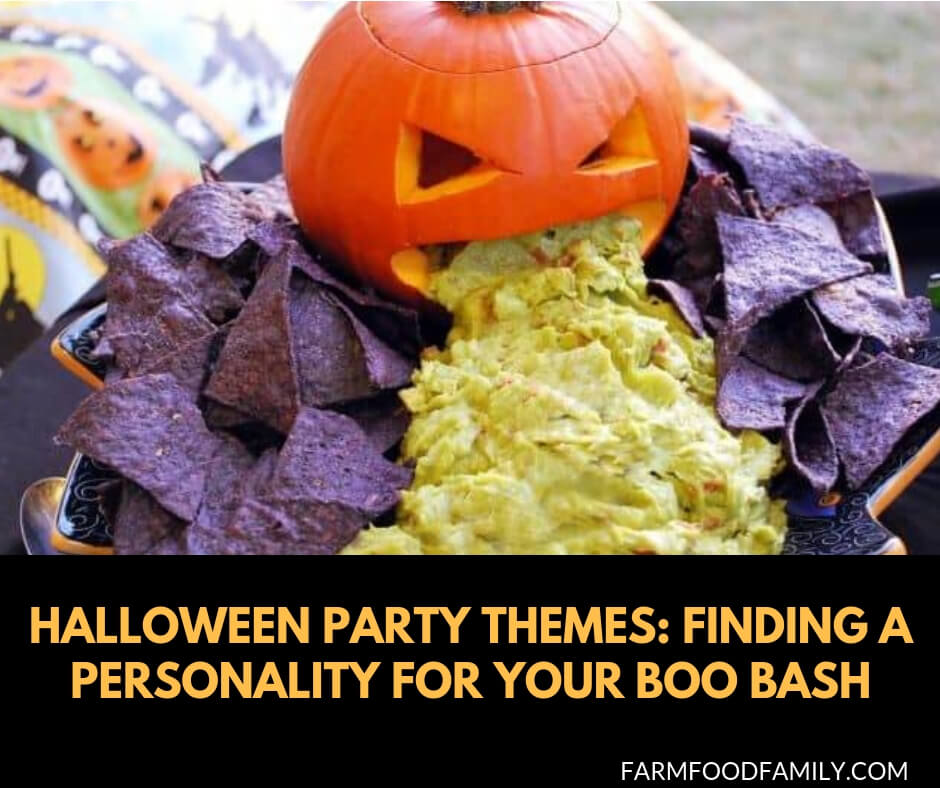 Country living editors select each product featured. 39 Spooky Halloween Party Ideas For Adults 2021 Farmfoodfamily