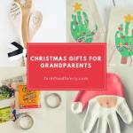 15 Creative Homemade Christmas Gifts for Grandparents