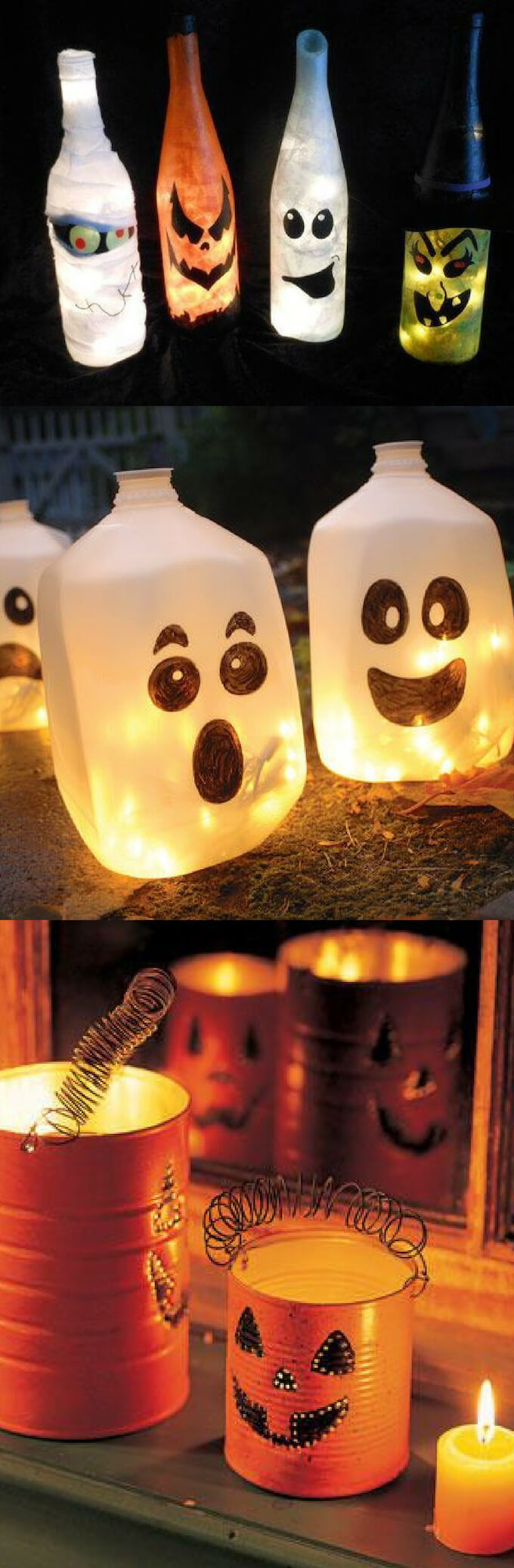 Reuse Halloween decorations | How to Have a Green Halloween: Ideas to Make This Halloween More Eco-Friendly