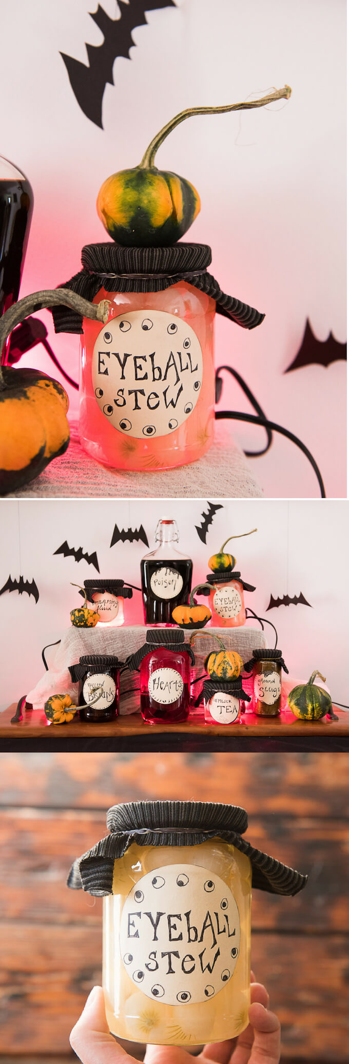 Cheap Halloween Tablescape | How to Have a Green Halloween: Ideas to Make This Halloween More Eco-Friendly