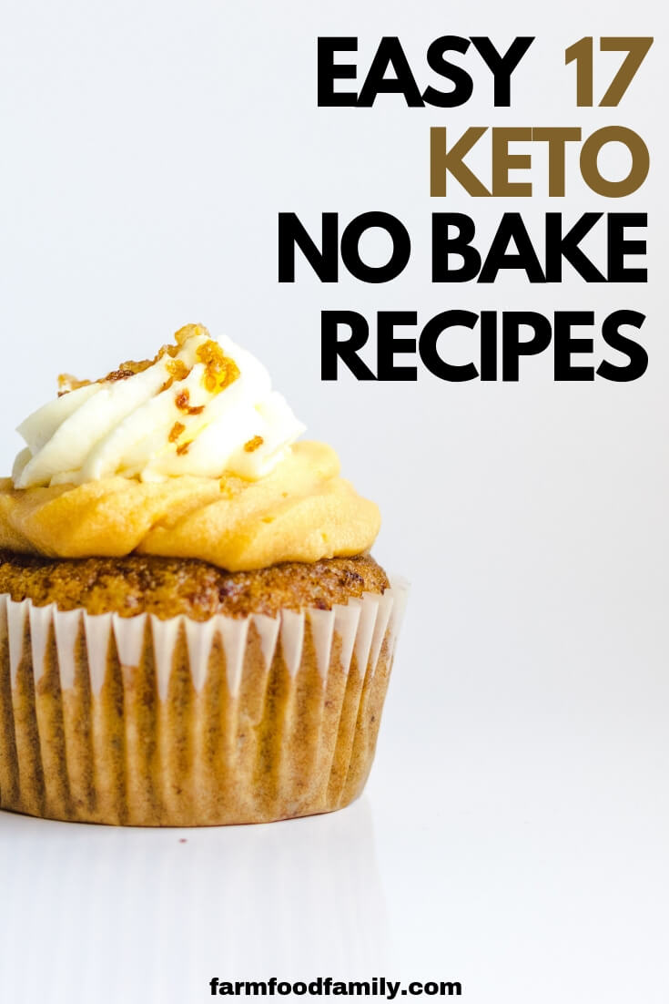 simple keto no bake dessert recipes
