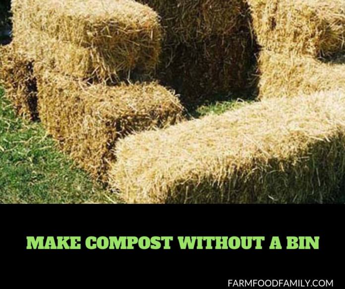 How To Make Compost Without a Bin