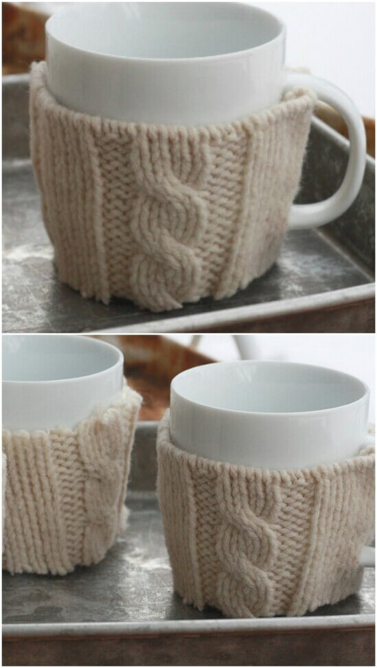 Coffee Mug Warmer | Environmentally-Friendly Valentine's Day Gifts