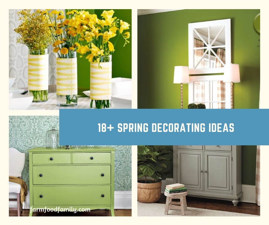 Get Home Design Ideas: 18+ Spring Decorating Ideas : Get Your Home Ready For Warm