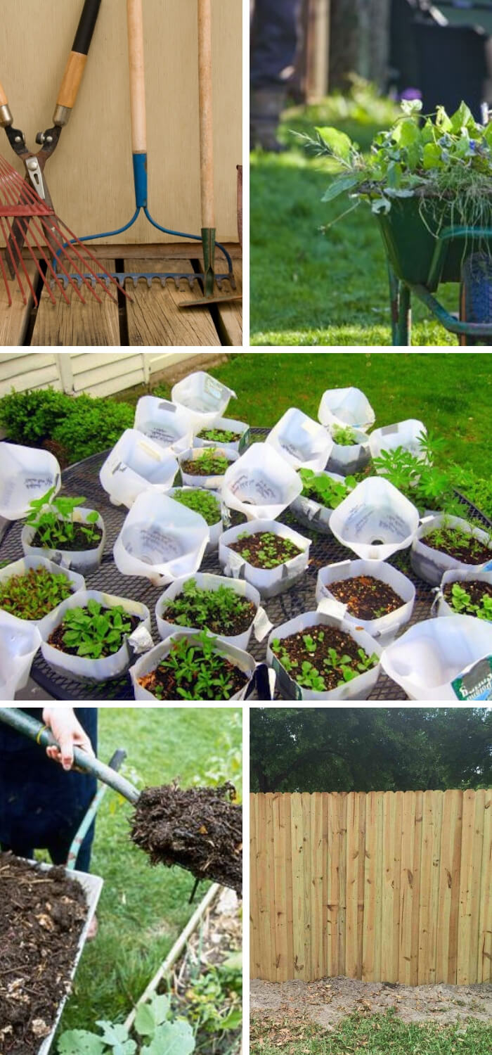 Winter Garden & DIY Tasks for the Home Gardener | Winter Garden & DIY Tips for Keen Home Gardener | FarmFoodFamily.com