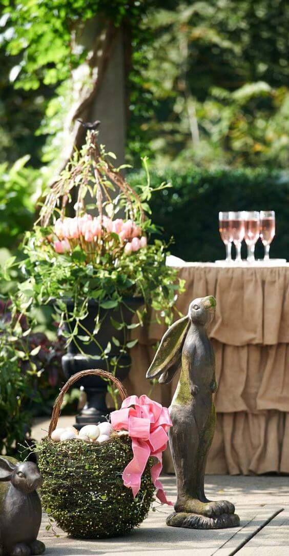 Welcome to Easter garden | Creative Easter Garden Projects & Ideas Your Kids Will Love