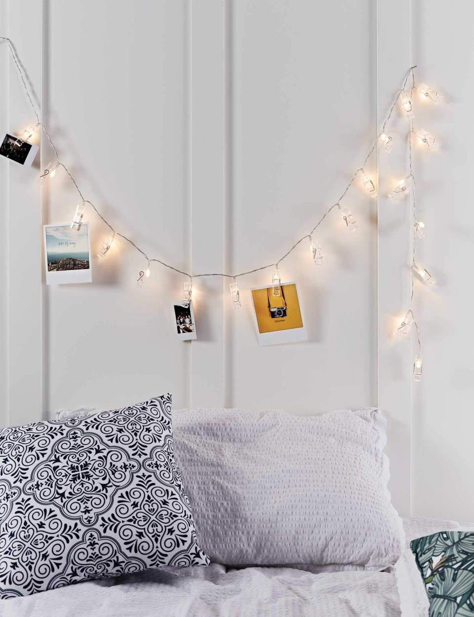 Peg fairy light | Best Fairy Light Decoration Ideas