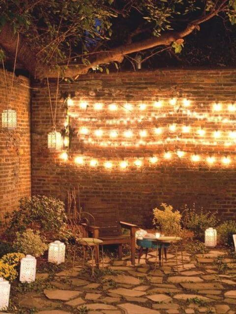 Party decor | Best Fairy Light Decoration Ideas