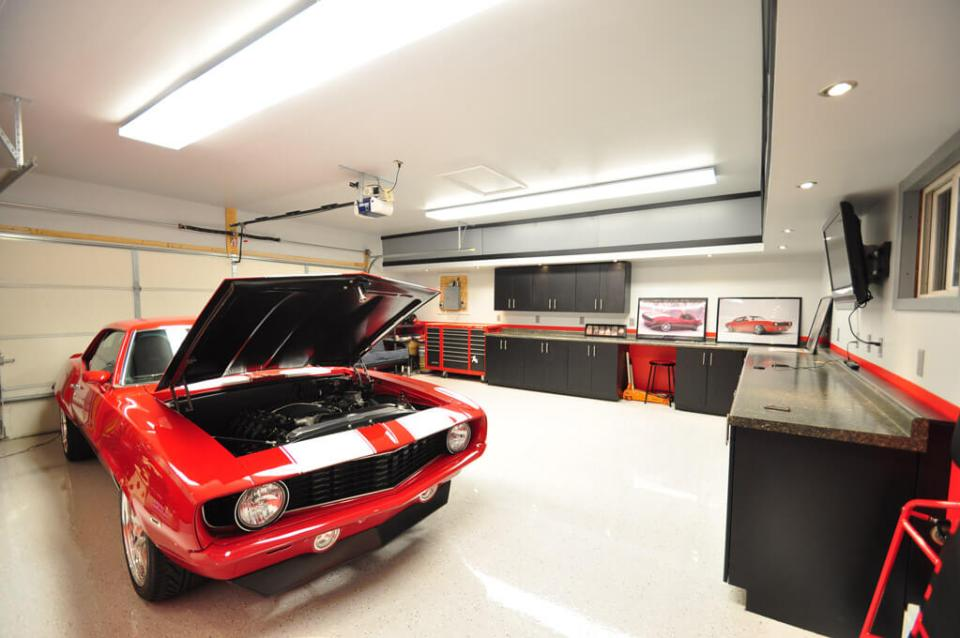 Garage Lighting Made Easy | Best Garage Lighting Designs & Ideas
