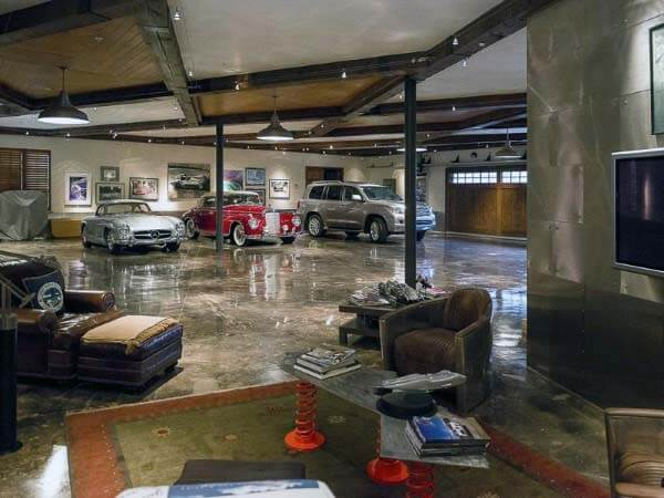 Lighting ideas for luxury garages | Best Garage Lighting Designs & Ideas
