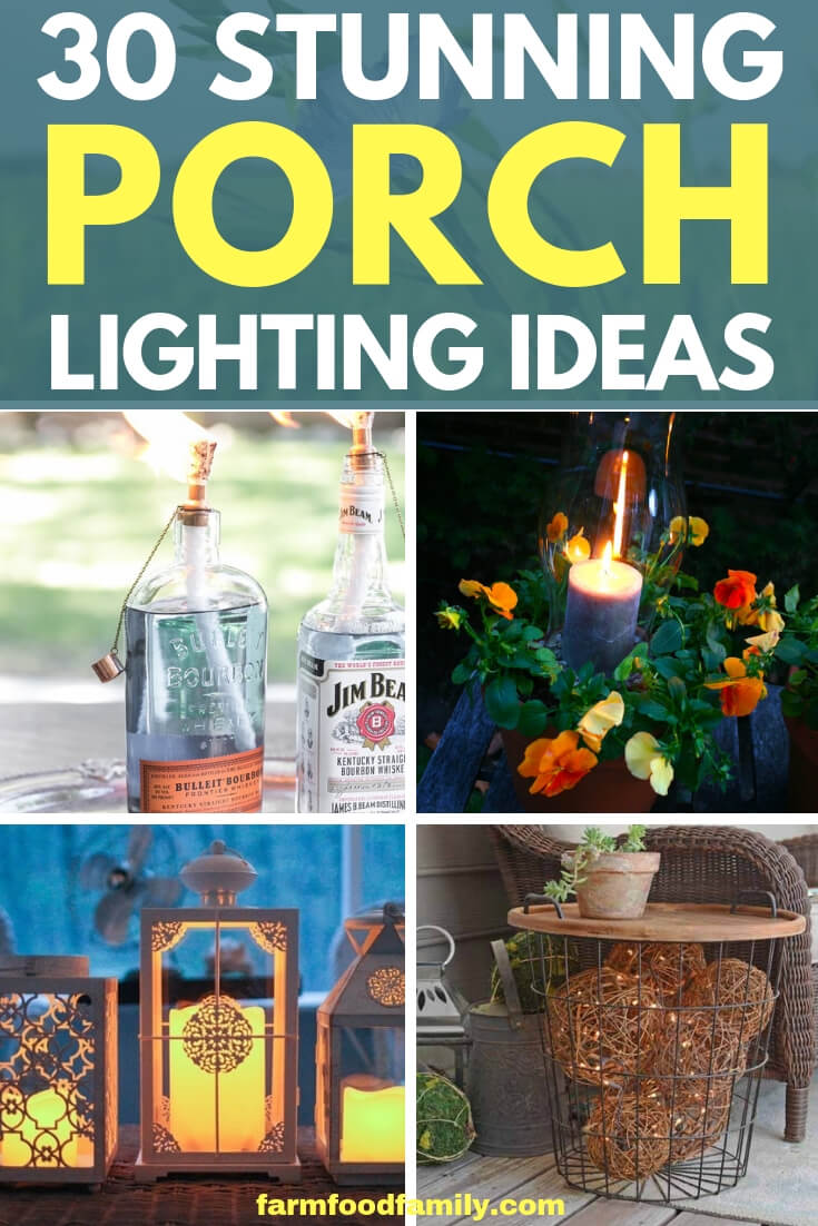 stunning porch lighting ideas for your house