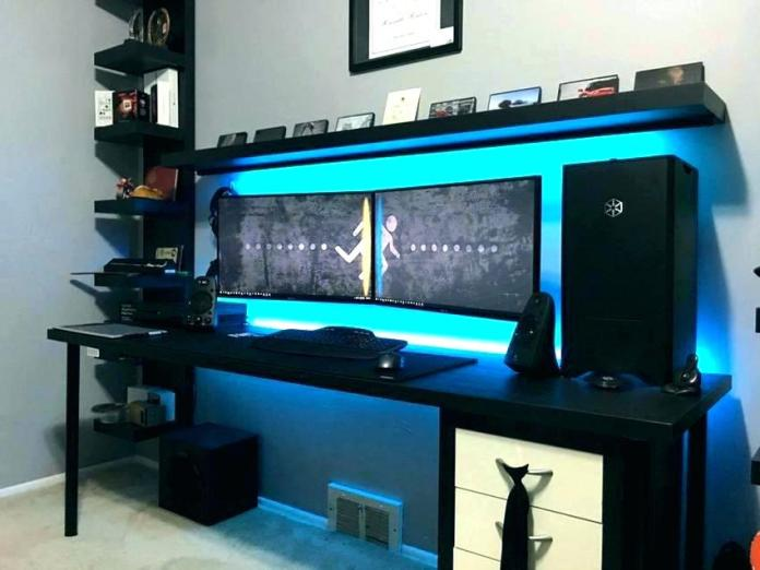 Games Themed Room | Cool Bedroom Ideas For Boys