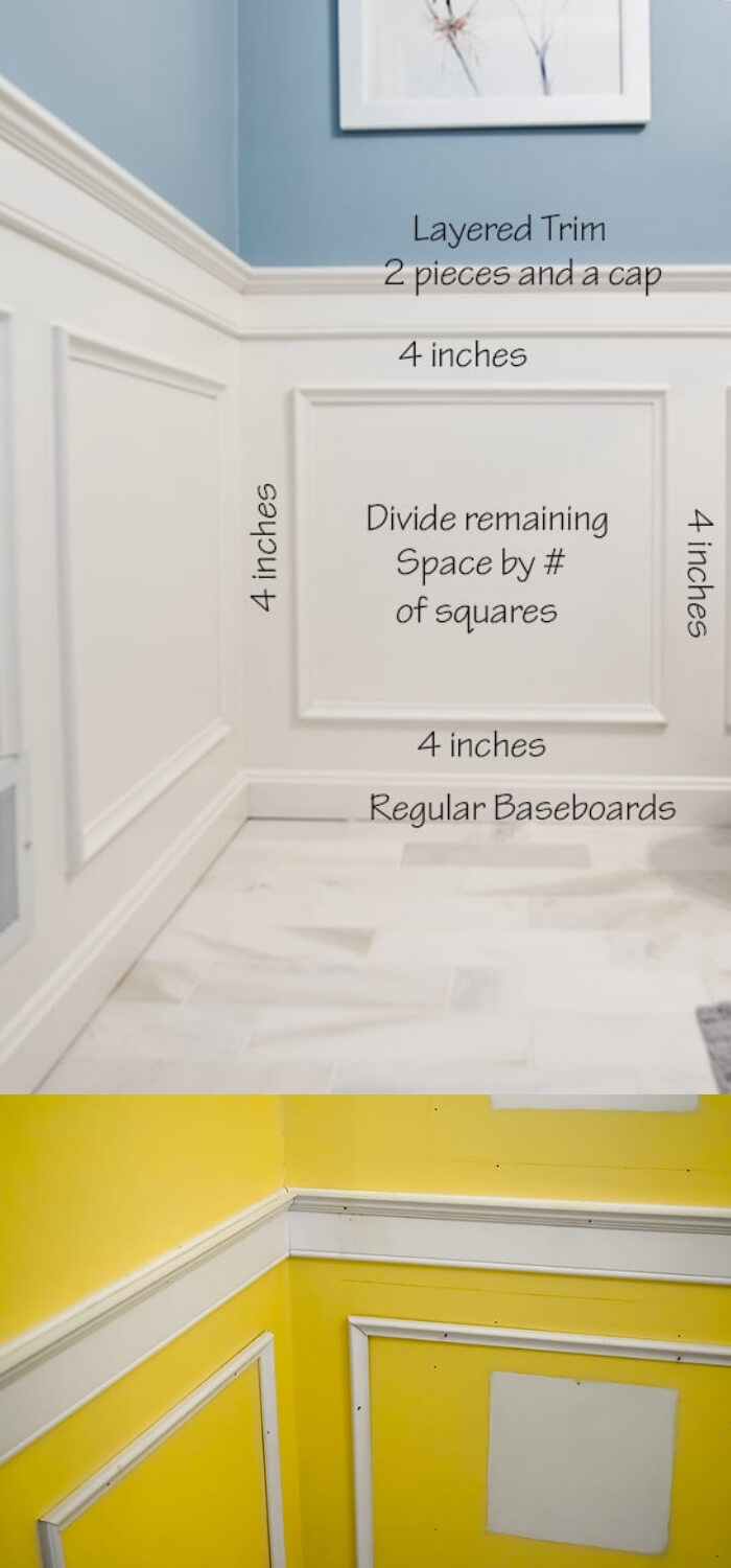 How to installwainscoting | Amazing Wainscoting Ideas for Your New Home