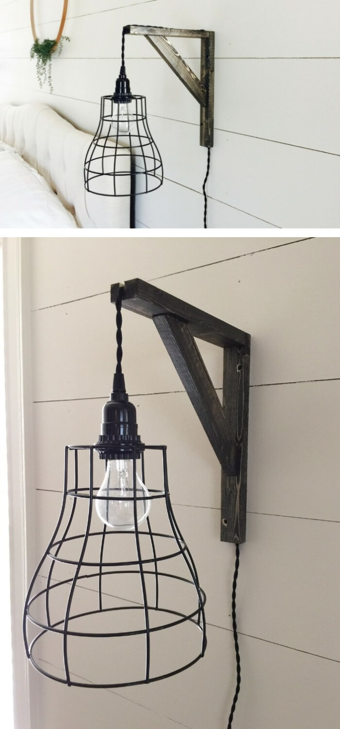 Farmhouse Lighting Designs & Ideas: DIY Pendant Lights