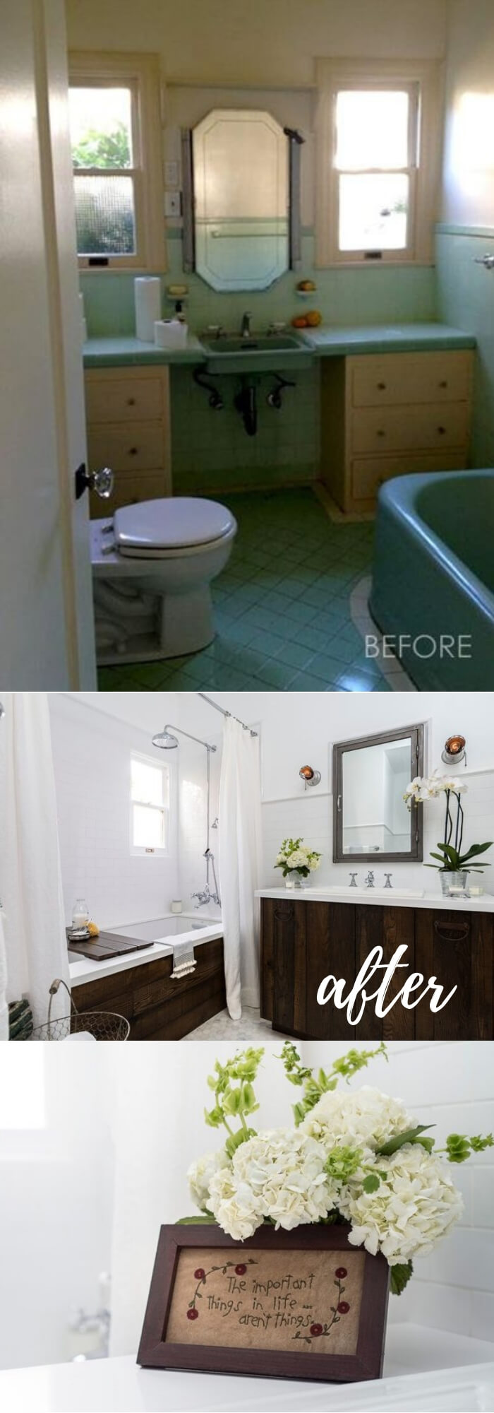 Remodel old Hollywood style