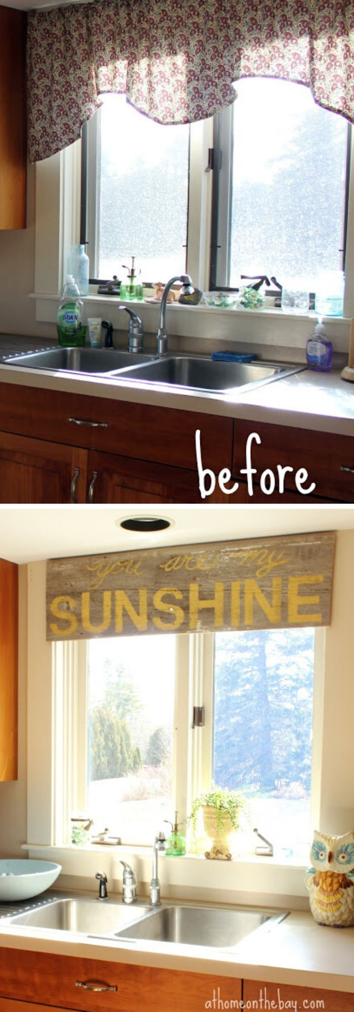 28+ Stunning Farmhouse Window Treatment Projects & Ideas For ...