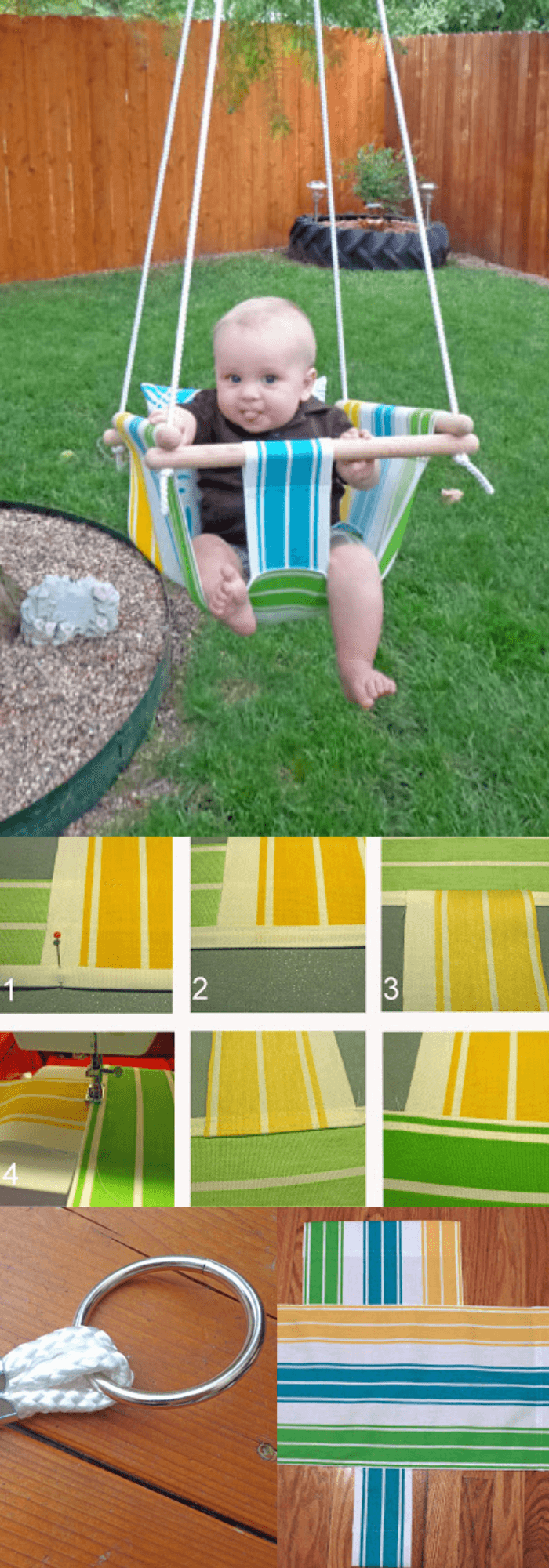 best backyard hammock ideas Baby hammock style swing