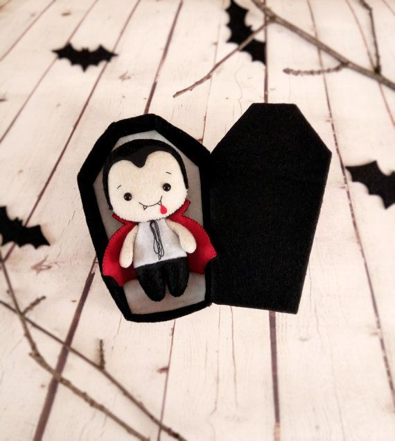 Dracula ornament for halloween