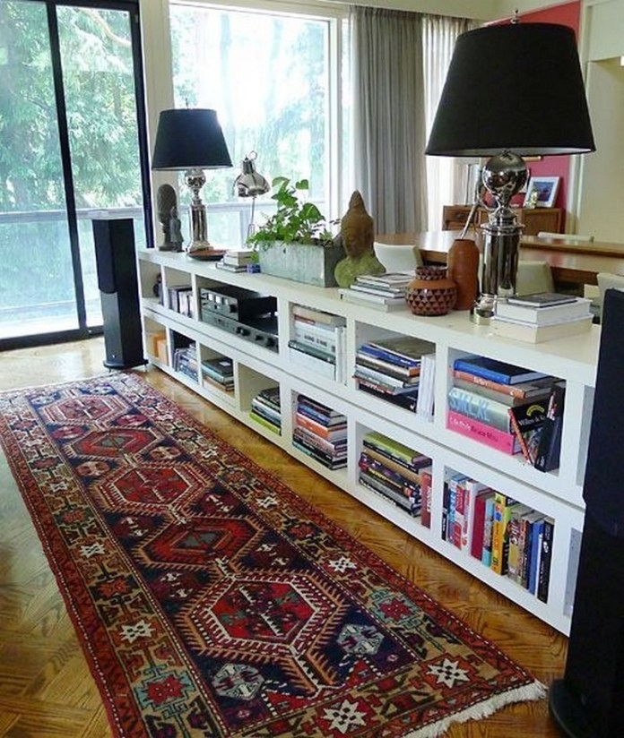 Bookshelf where you can organize your books