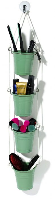Containers to place toiletries